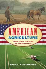 SOCIAL HISTORY OF AGRICULTURE