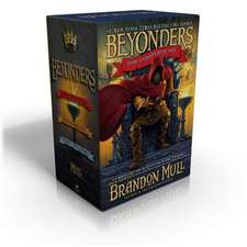 Beyonders:  A World Without Heroes; Seeds of Rebellion; Chasing the Prophecy