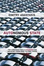Autonomous State