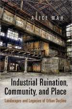 Industrial Ruination, Community and Place