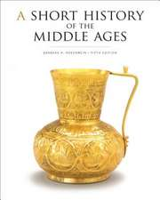 Short History of the Middle Ages, Fifth Edition