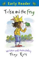 Early Reader: Tulsa and the Frog