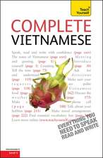 Complete Vietnamese Beginner to Intermediate Book and Audio