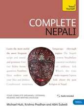 Teach Yourself. Complete Nepali