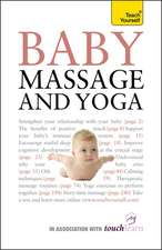 Baby Massage and Yoga