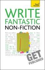 Write Fantastic Non-fiction