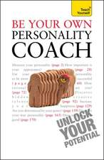Teach Yourself be Your Own Personality Coach