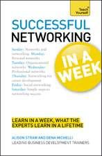 Networking In A Week