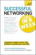 Straw, A: Networking In A Week