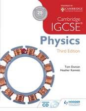 Cambridge IGCSE Physics plus CD