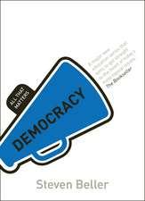 Beller, S: Democracy: All That Matters
