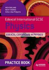 Edexcel International GCSE and Certificate Physics