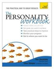 The Personality Workbook:  Cases for Self Assessment