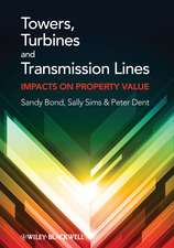 Towers, Turbines and Transmission Lines: Impacts On Property Value