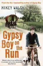 Walsh, M: Gypsy Boy on the Run