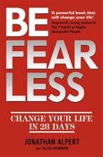 Alpert, J: Be Fearless