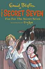 Secret Seven: Fun For The Secret Seven
