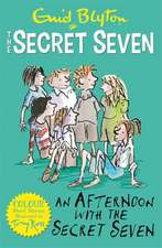An Afternoon with the Secret Seven:  The Speed of Darkness