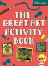 Great Art Activity Book