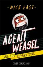 Agent Weasel in Treetop Trouble