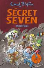 THE SECRET SEVEN COLLECTION 3 BOOK