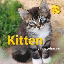 My New Pet: Kitten