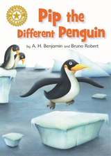 Reading Champion: Pip the Different Penguin