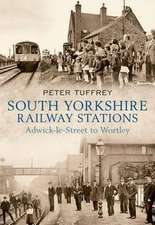 South Yorkshire Railway Stations