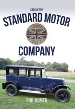 The Standard Motor:  From the Mersey and Weaver Sailing Flat to the Mighty Container Ship