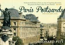Paris Postcards:  The Golden Age