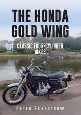 The Honda Gold Wing:  Classic 4-Cylinder Bikes