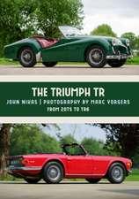 Triumph TR2 and TR4A