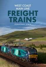 West Coast Main Line Freight Trains