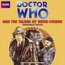 The Talons of Weng-Chiang:  The Tasker and Blackburn Families of Rawcliffe, Hook, Snaith and Goole