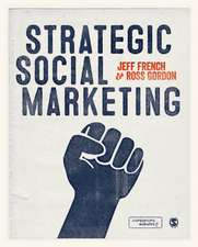 Strategic Social Marketing