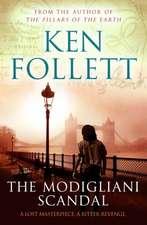 Follett, K: The Modigliani Scandal