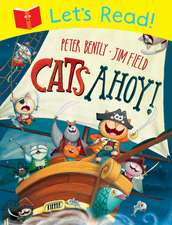 Let's Read! Cats Ahoy!:  The Official Guide - Bin-Tastic Updated Edition!