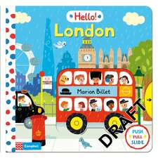 Hello! London:  A Counting Sound Book