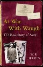 At War with Waugh