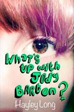 Long, H: What's Up With Jody Barton?