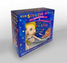 The Singing Mermaid Book and Toy