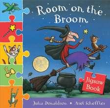 Donaldson, J: Room on the Broom Jigsaw Book