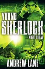 Young Sherlock Holmes 08: Night Break