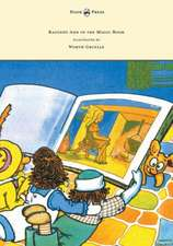 Raggedy Ann in the Magic Book - Illustrated by Worth Gruelle
