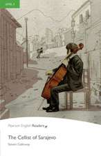 Level 3: The Cellist of Sarajevo Book and MP3 Pack