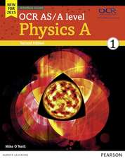 O'Neill, M: OCR AS/A level Physics A Student Book 1 + Active