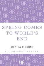 Spring Comes to World's End