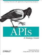 APIs – A Strategy Guide