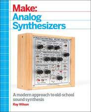 Make – Analog Synthesizers