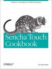 Hands–On Sencha Touch 2